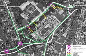 Åtminstone två nya rondeller behövs på Sätrahöjden, visar kommunens utredning. På Gavlehovsvägen kan det bli två till.
