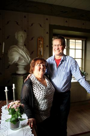 Leea och Jan Östman.