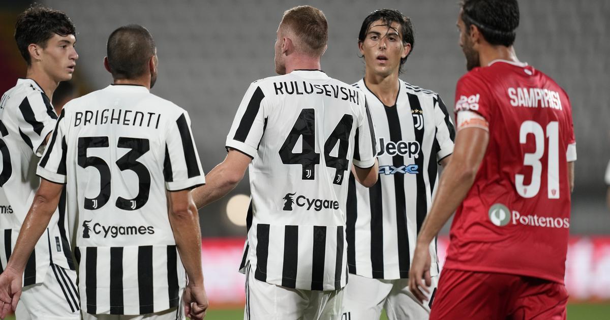 Juventus vilar stjärnor inför MFF-mötet
