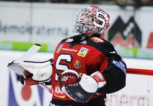 Jhonas Enroth visade potentialen i SSK – sedan dess har karriären innehållet NHL-, KHL-, SHL- och landslagsspel. Foto: Bildbyrån.