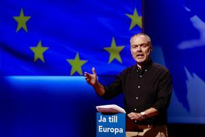 Jan Björklund kommer lämna ett parti som just nu befinner sig i kris. Foto: Per Groth / TT