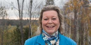 Lena Dafgård (SN) är partiledare för  Sorundanet.