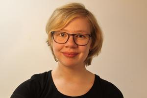 Emma-Karin Rehnman är 20 år och har skrivit två romaner. Nu kan hon vinna Lilla Augustpriset för sin novell
