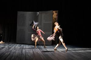 Sören VilksJirí Bubenícek arbetar också med klassisk balett men har gjort ett nutida verk för Kungliga Operan. Pressbild.