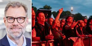 Alf Westerdahl, festivalgeneral Cityfestivalen.
