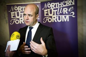 Fredrik Reinfeldt retade många när han sade att vi bör höja pensionsåldern till 75 år. Foto: Jens L´Estrade/TT