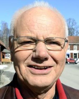 Gunnar Fransson och Ulf Hilding (M) Ljusnarsberg