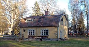 Lilla Vall användes de sista åren som kårhus.