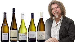 Dryckesexpert Sune Liljevall skriver denna vecka om nya vita viner på Systembolaget i augusti. Bild: Sune Liljevall