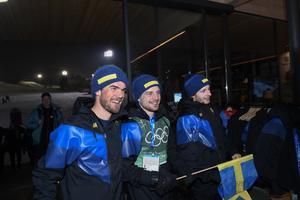 OS-guldet i Pyeongchang krönte Lindströms karriär. Bild: Pontus Lundahl/TT