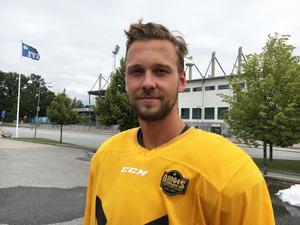 Marcus Bergman.