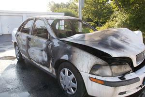 Under natten mot torsdagen den 22 augusti brann ytterligare en bil på Bessemergatan på Bäckby.