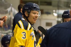 Marcus Oskarsson fick till två assister.