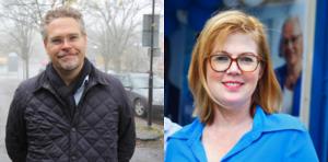 Regionråden Tobias Nässén (M) och Anna Starbrink (L) skriver i en debattartikel om att vårdcentralerna i Nynäshamn och Haninge ska få mer resurser.