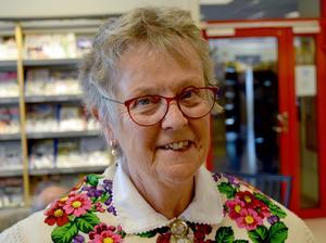 Ann-Christin Wassberg framförde föreningens tack till kommunen.