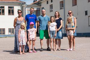Skolans framtid oroar elever och föräldrar på Västerby skola.
