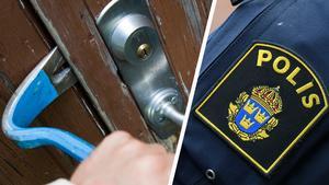 Under natten mot lördagen har flera inbrott begåtts på Wallingatan i centrala Borlänge. Dörrar har brutits upp. Polisen kommer att göra en brottsplatsundersökning under lördagen.