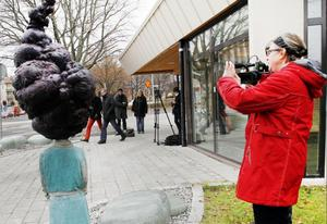 Katarina Jönsson Norling är en av undertecknarna i en debattartikel om Gävleborgs nya kulturplan.  Arkivbild. Bild: Gun Wigh