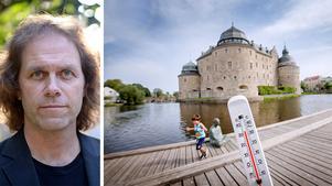Per Holmgren är oroad klimatpolitiken efter  sommarens rekordvärme.