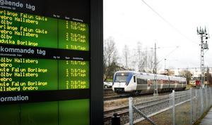 Det blev sämre när SJ tog över som operatör för Tåg i Bergslagen, skriver Ewa-Leena Johansson, kommunalråd i Ljusnarsberg (S)