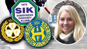 Brynäs och Sandviken tittar på Hedesunda för att lyfta sin flickverksamhet.