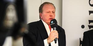Stefan Wennerstrand, före detta vd för kommunala stiftelsen Närljus.