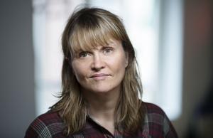 """Nina Lykke har skrivit """"Nej och åter nej"""", en satir över privilegierade människors jakt på kärlek, självförverkligande och vilja att passa in.Foto: Jo Michael"""