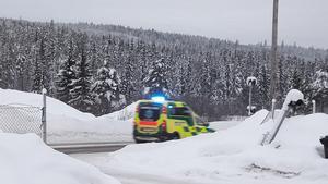 Polisen och ambulansen vill bygga ett nytt blåljushus i Sälen.