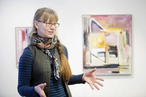 Cina Autio visar en väl sammanhållen utställning på Galleri K.