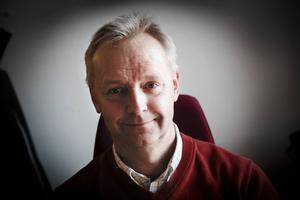 Mats Forslund, vd för Jämtland Härjedalen Turism som bildat en arbetsgrupp för att fler ska välja nattåget till och från Jämtland.