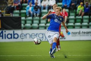 Joakim Nilsson gör sin sista match i GIF-tröjan på lördag.