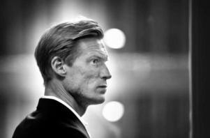 Johan Mjällby, manager i VSK.