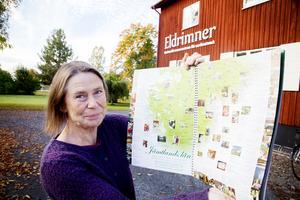 – Se hit alla mathantverkare i Sverige, så kanske ni hamnar på nya kartan, uppmanar Bodil Cornell på Eldrimner.