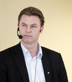 Hans Backman.