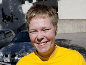 Camilla Faber siktar på att springa Vårruset.