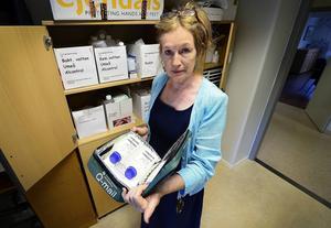 Yvonne Sellstedt arbetar som livsmedelsinspektör i Sundsvalls kommun och tycker det märks tydligt när ägarna har gett upp.