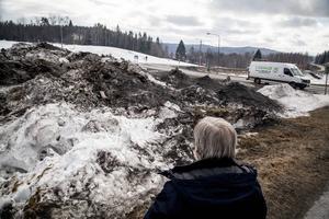 Det finns troligen tungmetaller från vinterns snöröjning. Men Hemab har inte märkt någon försämring i kvalitén på dricksvattnet.