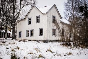 Sandra Nilsson har målet klart för sig – huset ska renoveras både invändigt och utvändigt under nästa år.