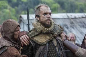 Gustaf Skarsgårds rollfigur Floke är en av de mest populära i tv-serien