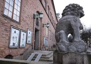 Röhsska museet i Göteborg kommer att hålla stängt i 15 månader pga arbetsmiljöproblem. Museet stänger 27 februari 2017 och öppnar igen för allmänheten först den 2 juni 2018. Foto: Thomas Johansson / TT /