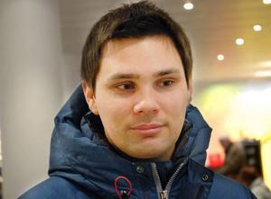 Jan Gudmundsson, 29 år, Östersund:– Jag har fått barn.