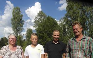 Fyrklövern vinnare i årets Artedinappet blev Yvonne Pettersson FVF Öringen, Sebastian Höglund Triana, Mikael Wiström Y-kroken och Hans Borgström Triana.