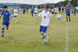 IFK Timrå spelade bronsmatch i P15.