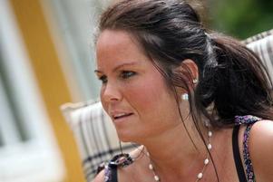 Camilla Persson tror på sig själv och en framtid som företagare. Om några dagar drar hon igång sin firma.Och det är i den här branschen hon satsar – med en privat hemtjänstfirma.