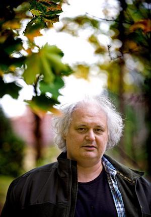 Gustaf Fröding-sällskapets lyrikpris tilldelas Göran Greider.Foto: Pontus Lundahl/Scanpix