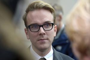 Nyckelperson för KD: Andreas Carlsson.