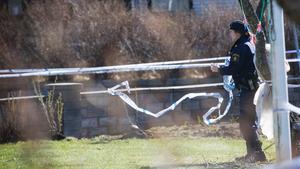 Polisen har fortfarande inte gripit någon för mordet på Klotvägen.