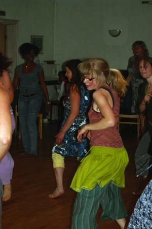 Afrokubanskt. Dansant värre. Foto:Karolina Lundgren