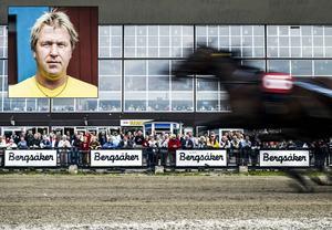 Markus Pihlström vill inte lägga något ansvar för olyckan den 2 oktober på travbanan.
