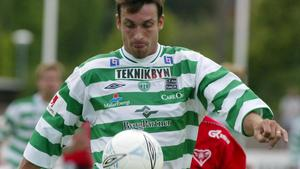 Peter Larsson la skorna på hyllan efter skadeproblem 2003. Nu går han in som ledare i Skiljebo.